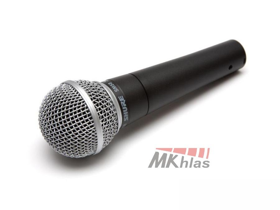 mikrofón pripojiť k prijímaču